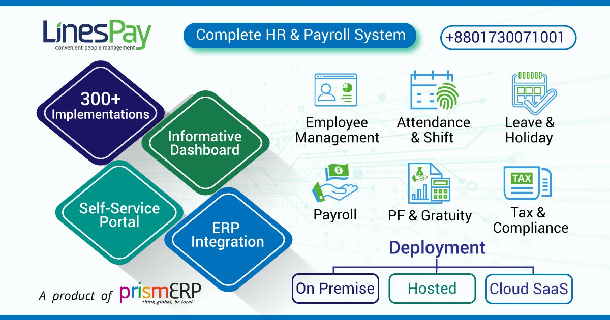 HR & Payroll software for any size of business